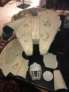 Rare Vintage Original Kenner 1979 Star Wars Millennium Falcon.