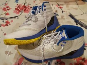 SC30 SHOES UNDER ARMOUR NWOB 10.5 STEPH CURRY GS WARRIORS I CAN DO ALL THINGS