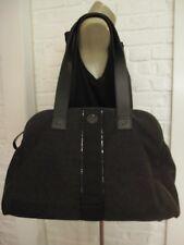 Lululemon Wool Acrylic XL Duffle Bag Carry On Satchel Bag Excellent Clean
