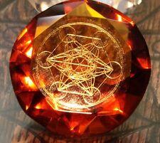 Tachyonen Diamant Metatron rot 45 Energie 1. Chakra