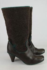 Fly London Gr.40 Damen Hochschaft Stiefel Stiefeletten Boots   Nr. 829 C