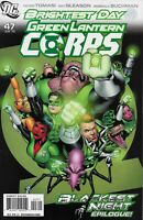 GREEN LANTERN CORPS #47 DC COMICS 2010 BAGGED AND BOARDED