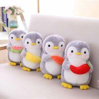 Penguin Stuffed Animal Plush Soft Toys Cute Doll Pillow Cushion Kids Gift 45