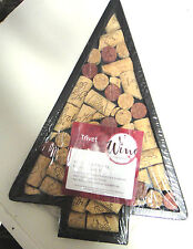 TRIVET A UNIQUE ACCESSORY FOR WINE LOVERS-NATURAL CORKS ARE PERMANENTLY PRESSED