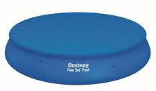 Bestway Abdeckplane für Fast Set Pool Ø 457cm