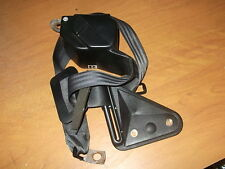 1993-2002 CHEVROLET CAMARO FIREBIRD RIGHT REAR SEAT BELT ASSY EBONY BLACK  OEM