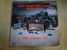 33 tours love childs afro cuban blues band out among'em
