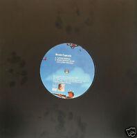 """BRAVE CAPTAIN Captain America UK gig-only 10"""" vinyl NEW Martin Carr"""