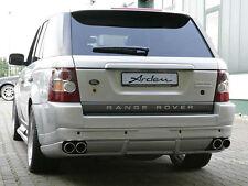 Arden Brand OEM Range Rover Sport 2006-2009 Stainless Steel Exhaust Brand New