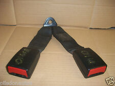 ROVER 75 MG ZT & T REAR DOUBLE SEAT BELT CLASPS / RECEIVERS EVL104660 PMA