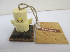 S'mores Easter Chick Ornament Graham Cracker Marshmallow Chocolate Midwest MCF