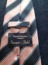 Samuel Windsor 7 Fold Silk Tie