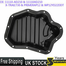 For Nissan NISSAN X TRAIL T30 2.2 DCI 2001-2007 Engine Oil Sump Pan 11110-AD210
