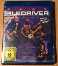 PILEDRIVER The Boogie Brothers Live in Concert (2CD+Bluray sealed) Status Quo