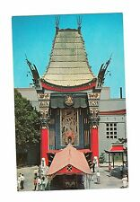 1960'S POSTCARD, GRAUMAN'S CHINESE THEATRE, LOS ANGELES, CALIFORNIA,  22-PC108