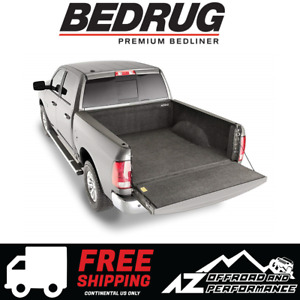 BedRug Bed Liner fits 02-18 Dodge Ram 1500 2500 3500 8' Long Bed BRT02LBK