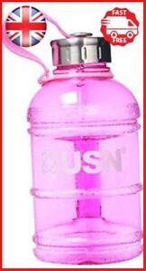 USN Water Bottle Jug, 1 Litre, Pink