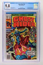 Ghost Rider #30 - Marvel 1978 CGC 9.8 Doctor Strange, Dormammu and Clea Appearan