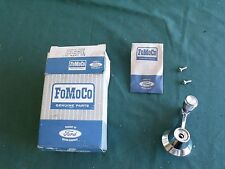 NOS 1965 1966 Ford Galaxie 500 & XL 7-Litre Vent Window Handle FoMoCo 66