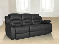buy leather recliner sofas ebay