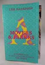 Like New Book Movers and Fakers by Lisi Harrison 2010 Paperback Book