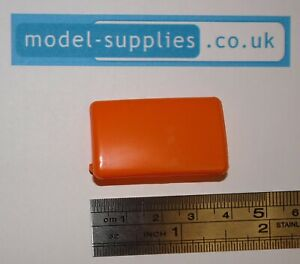 Matchbox 23d Volkswagen Camper Reproduction Orange Plastic Roof  (Superfast)