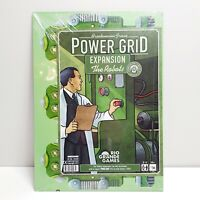 Power Grid Expansion The Robots Pack - Rio Grande Games RIO462 2011 BNWT