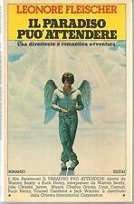 IL PARADISO PUO' ATTENDERE - LEONORE FLEISCHER   1^ Ediz. 1979