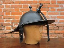 17th Century Cromwellian Style Antique Lobster Tail Helmet / Zischagge Civil War