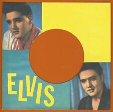 RCA (Elvis) REPRODUCTION RECORD COMPANY SLEEVES - (pack of 10)