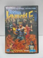 Bare Knuckle / MD Sega Mega Drives Japanese version