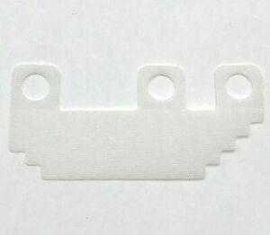 Lego Neuf Blanc Mini Figurine Jupe Chiffon Stepped Edge Pièce