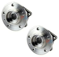 Pair Set 2 Rear WJB Wheel Bearing Hub Assies Kit for Volvo S60 S80 V70 XC70 AWD