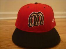 VTG Billings Mustangs New Era hat cap 7 7/8 Low Profile Minor League On Field