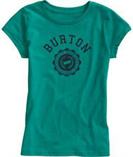 Burton Girls Co-Ed Tee (M) Tidal Bore