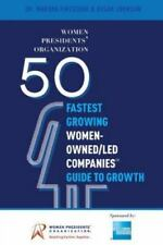 50 Fastest Growing Women-Owned/Led Companiesa[ Guide to Growth: Women Presidents