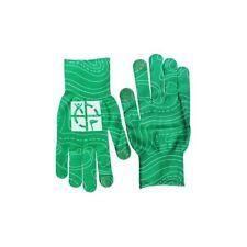 Geocaching paire de gants vert logo Groundspeak