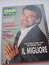 CIAK_1989_n.10_MASSIMO TROISI_BLACK RAIN_MICKEY ROURKE_NEWMAN_HANKS_ABATANTUONO