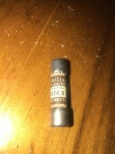 LIMITRON KTK-8 FAST ACTING  FUSE