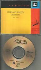 Steely Dan DONALD FAGEN Snowbound w/ RARE EDIT PROMO Radio DJ CD Single USA 1993