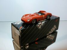 WESTERN MODELS WRK31 MASERATI 450S 1957 - RED 1:43 - EXCELLENT CONDITION IN BOX