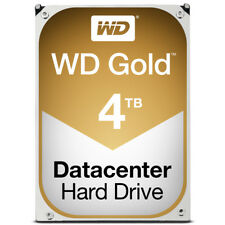 Western digital - Gold 4tb 128MB 4000gb serial ata III