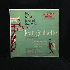 Jean Goldkette-Big Band Jazz Of The 20's-X 3017-10 Inch