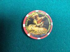 Hard Rock Las Vegas Nevada Christmas 1999 Casino Chip