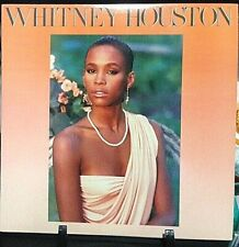 WHITNEY HOUSTON Self-Titled DEBUT Album Released 1985 Vinyl/Record Collection US