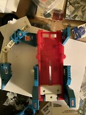 Transformers G1 Ultra Magnus trailer 1986 Hasbro For Parts