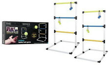 Black Series Outdoor Ladder Ball Game by Shift3 Portable Ideal 4 Person Game NEW