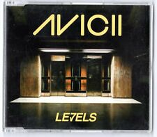 Avicii Maxi-CD LEVELS 2011 - 2-track Radio + Original Edit