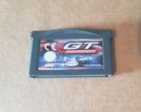 GT Championship Gameboy Cart Only PAL UKB