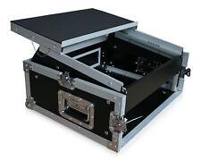 Winkelrack 2HE/8HE Notebookablage Mixercase Mixer CD DJ Case RackL-Rack